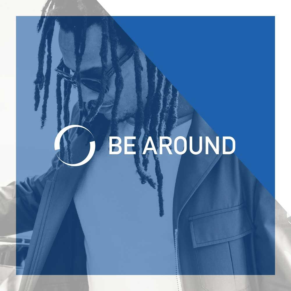 Be Around - Novepuntouno